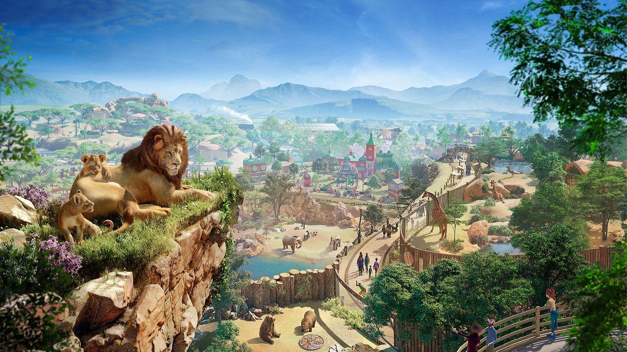 Planet Zoo (horizontal centered)