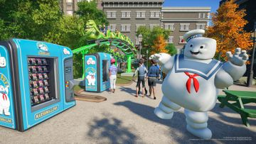 Planet Coaster: Ghostbusters 41