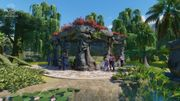 Planet Zoo: Aquatic Pack - Foliage and Scenery 04