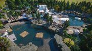 Planet Zoo: Aquatic Pack - Aerial 01