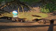 Planet Zoo: Aquatic Pack - Caiman 04