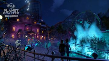 Planet Coaster Console - Spooky Pack 9