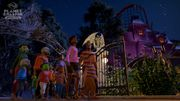 Planet Coaster Console - Spooky Pack 20