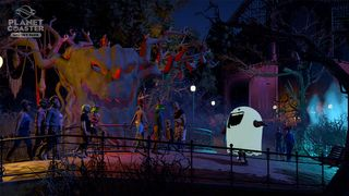 Planet Coaster Console - Spooky Pack 21