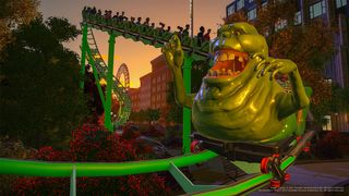 Planet Coaster: Console Edition - Ghostbusters 01
