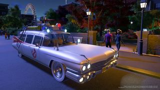 Planet Coaster: Console Edition - Ghostbusters 02