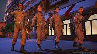 Planet Coaster: Console Edition - Ghostbusters 06