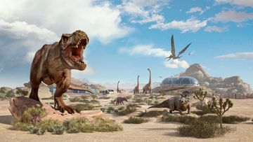 Jurassic World Evolution 2 - coming 2021!