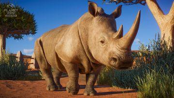 Planet Zoo Africa Pack Screenshot - Rhino 1