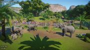 Planet Zoo 1.6 Update Screenshot - HCam