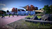 JWE2 screenshot - Arrival