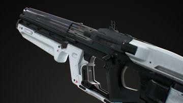 Assault Rifle (Kinetic)