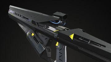 Assault Rifle (Plasma)