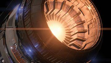 Carrier engine glows