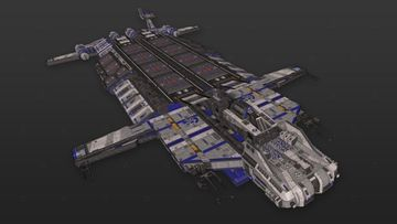 Carrier layouts